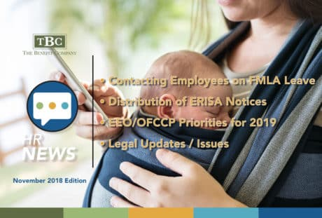 HR News November 2018